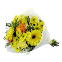 Yellow Mixed Bunch