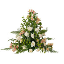 High funeral arrangement, omtanke